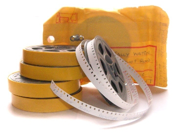 Cine film to dvd, cine film transfer