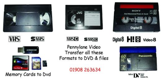 transfer videotape to dvd machine